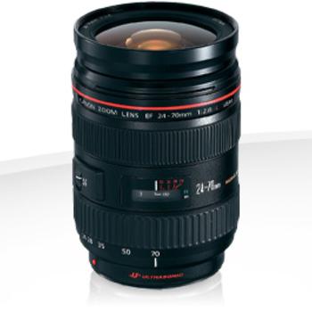 Rent Canon 24-70mm f/2.8 L II USM