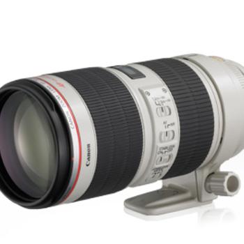 Rent Canon EF 70-200mm f/2.8L IS USM  Version II