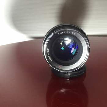 Rent Zeiss Planar 1.4/50 ZE