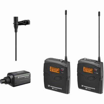 Rent Sennheiser EW100/G3 Wireless Lavalier Set (Set of 2)
