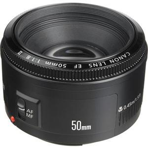 Canon ef 50mm lens f1.8
