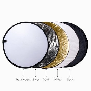 "Rent 5 in 1 multi reflector disc kit (40"" x 60"") 5 in 1 multi reflector disc kit (40"" x 60"")"