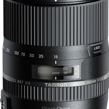 Rent Tamron 16-300mm F3.5-6.3 VC