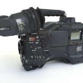 Rent Panasonic Complete Panasonic HPX-3700 P2 1080p HD Camera Package
