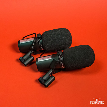 Rent Shure SM7B Mic Podcast Kit