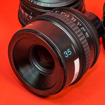 Rent Sony 35mm Cinema Lens