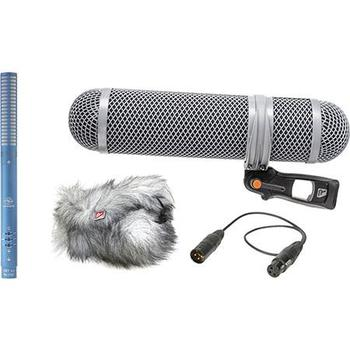 Rent Schoeps shotgun mic audio kit with accessories