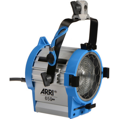 Arri 650 watt plus tungsten