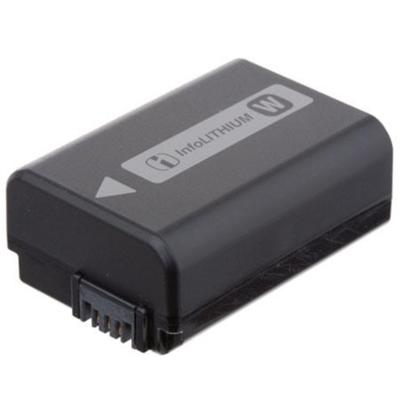 Sony npfw50 infolithium battery