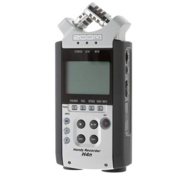 Rent Zoom H4n Handy Audio Recorder
