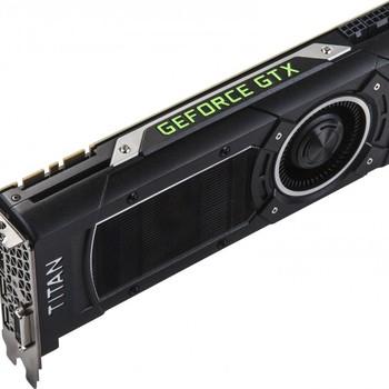 Rent NVidia GTX Titan X -Premium VR Graphics Card 12GB