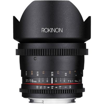 Rokinon 10mm t3.1