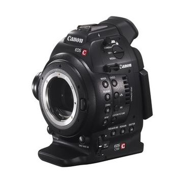 Rent Canon C100 With AF + Zacuto Handheld Rig/ Follow Focus/ Lens Kit