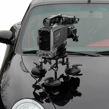 Rent Panther Broadcast Multi Mount Car Rig
