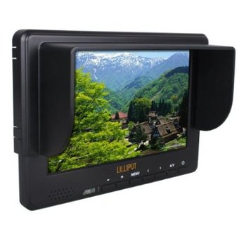 "Rent Lilliput 7"" HD-SDI Color TFT LCD Monitor"