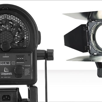 Rent Litepanels Sola 4 Daylight LED Fresnel