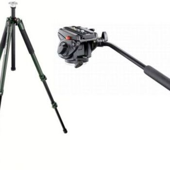 Rent Manfrotto Tripod 190XDB