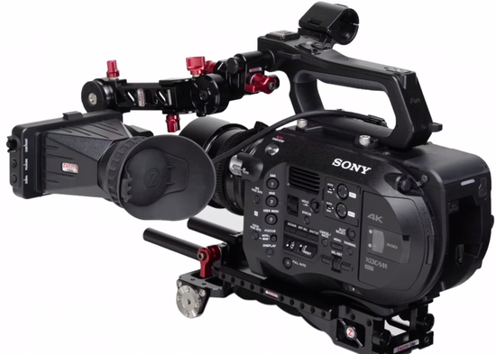 Zacuto fs7 z finder