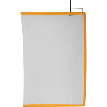 "Rent Matthews Open End Scrim - 24x36"" - White Artificial Silk"