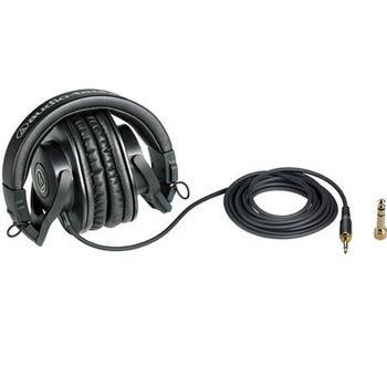 Rent Audio-Technica Audio-Technica ATH-M30x Professional Monitor Headphones, 96dB, 15-20kHz, Black