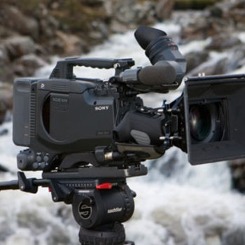 "Rent Sony PDW-F350 1/2"" XDCAM HD Camcorder"
