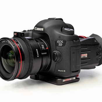 Rent Canon 5D Mark III w/ Zacuto Z-Finder