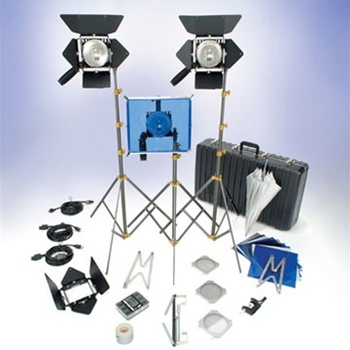 Rent Lowel (owned by Tiffen) Tungsten Light Kit