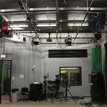Rent CCTV Studio Production Floor