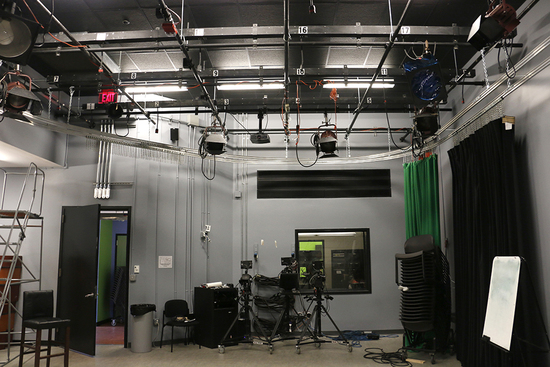 Cctv studio for rent