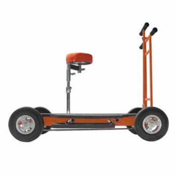 Rent Diamond dolly with doorway and track wheels and 16ft of heavy duty steel track