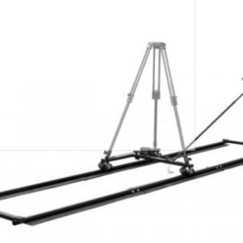 Rent no brand Tripod dolly with lightweight aluminum 16ft track