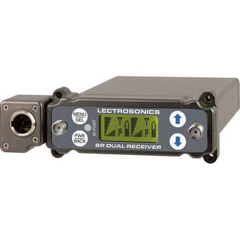 Rent Lectrosonics SR5P Dual Channel UHF Receiver
