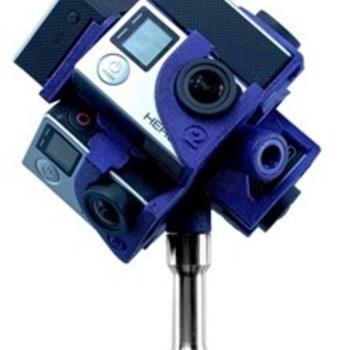 Rent 360Heros Pro7 + 7 GoPro Cameras