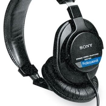 Rent Sony 7506 Headphones
