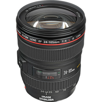 Rent Canon 24-105mm 4.0 L with IS