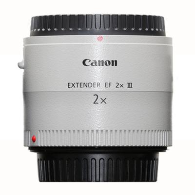 Canon 2x ef extender iii teleconverter