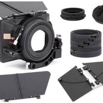 Rent Wooden Camera UMB-1 4x5.6 Universal Mattebox Package
