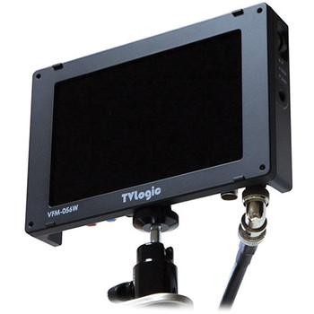 """Rent TV-Logic 5.6"""" VFM-056WP Monitor"""