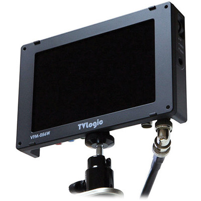 Tvlogic vfm 056wp 5 6 3g sdi viewfinder 1426599996000 763411
