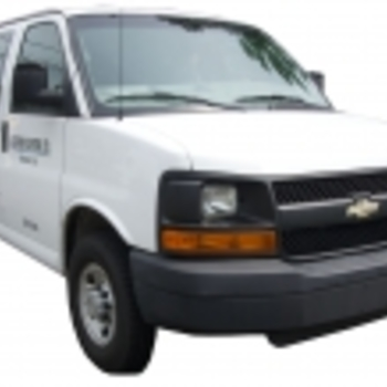 Rent 1-Ton Cargo Van with Pick-up Grip/Electric Package