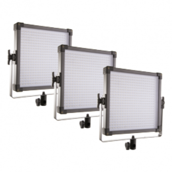 Rent 1X1 LED Panel kit (Daylight balanced)