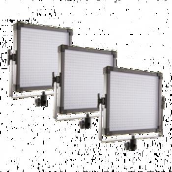 Rent 1X1 LED Panel kit (Daylight balanced)