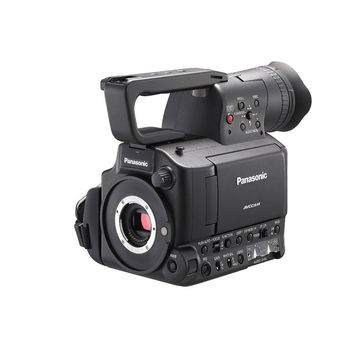 Rent Panasonic AF100 with Two Lenses