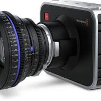Rent Black Magic Cinema Camera (2k)