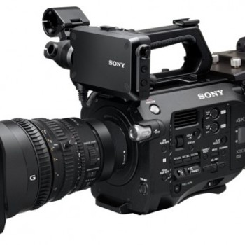 Rent Sony AXS-R5 2K/4K Recorder for Sony F5/FS7
