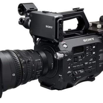 Rent Sony AXS-R5 2K/4K Recorder for Sony F5/FS7