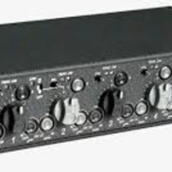 Rent Sound Devices 442 4 Ch mixer