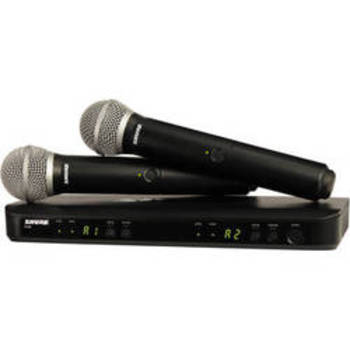 Rent Lectrosonic (201,411A, SMQV) Wireless Mic Systems
