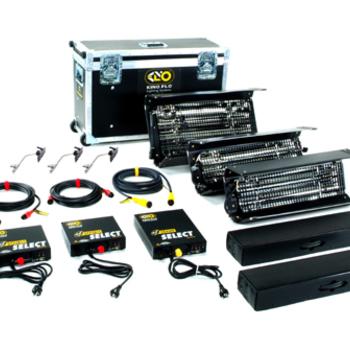Rent Kino Flo  3-Light Interview Kit (2')