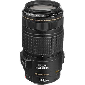 Rent Canon EF 70-300mm f/4-5.6 IS USM Lens